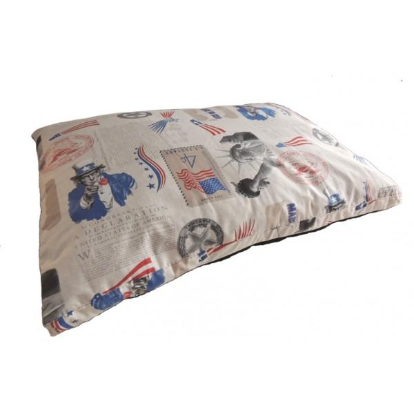 Nordicos cojines para camas de perros grandes baratas - Cojines grandes cama ...