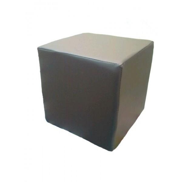 Puff cuadrado cubo coquet club for Puff cuadrados