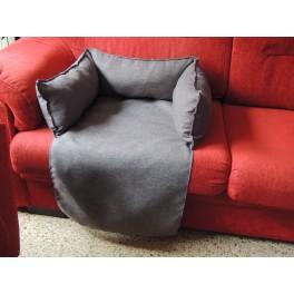 Cuna cubre sofas para perro
